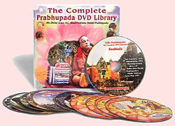 The Complete Prabhupada DVD Library 19 DVDs